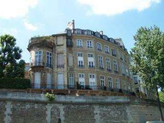 façade–de–l'hôtel–lambert