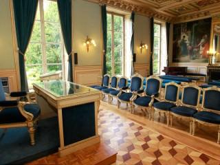 Visite guidée de l'hôtel de Villars – Salle des mariages