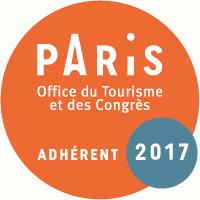 Paris - Office du Tourisme et des Congrès - Adhérent 2017
