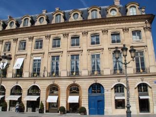 Visite guidée de la Place Vendôme - Hôtel de Boullongne