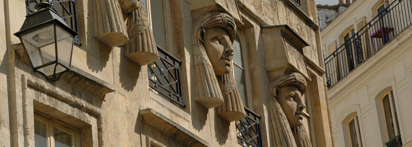 Visite guid e du quartier du sentier paris capitale historique - Quartier du sentier paris ...